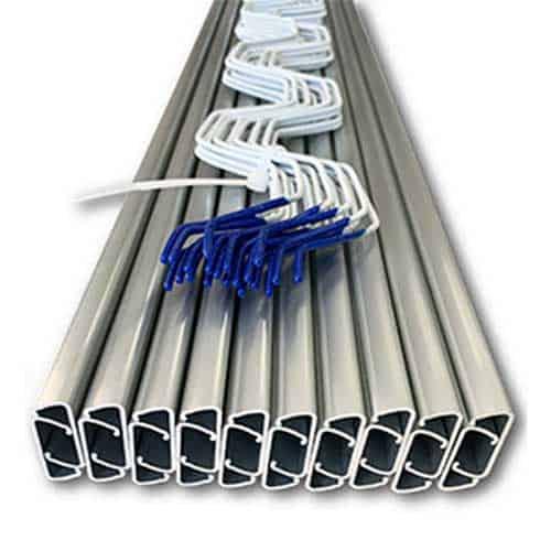 پروفیل-نصب-پلی-کربنات
