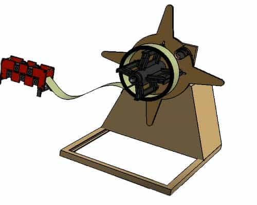 دستگاه-کویل-گیر-ورق-فلزی