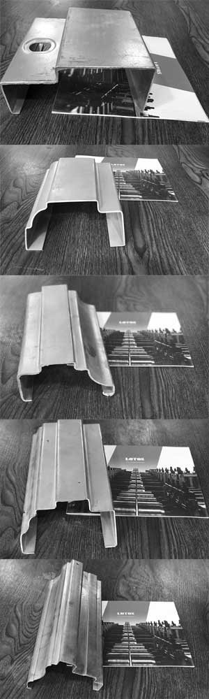 رولفرمینگ-چهارچوب-فلزی